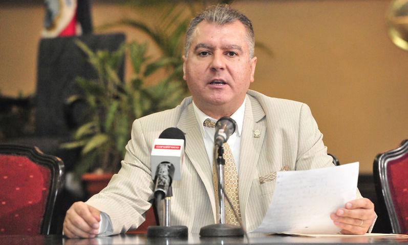 Movimiento Libertario legisaltor José Alberto Alfaro   FOTO: JOHN DURÁN