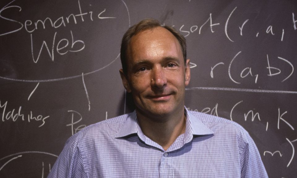 Inventor of World Wide Web warns of threat to internet