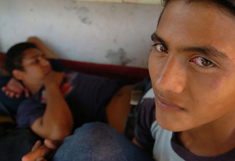 A 16-year-old Guatemalan migrant heading to the U.S. Credit: Wilfredo Díaz/IPS
