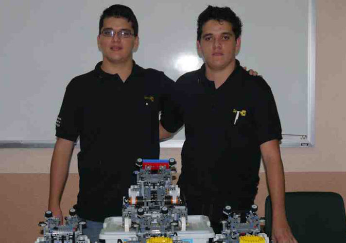 Nosara Twins Headed For Russia to Compete Robotics Olympiad