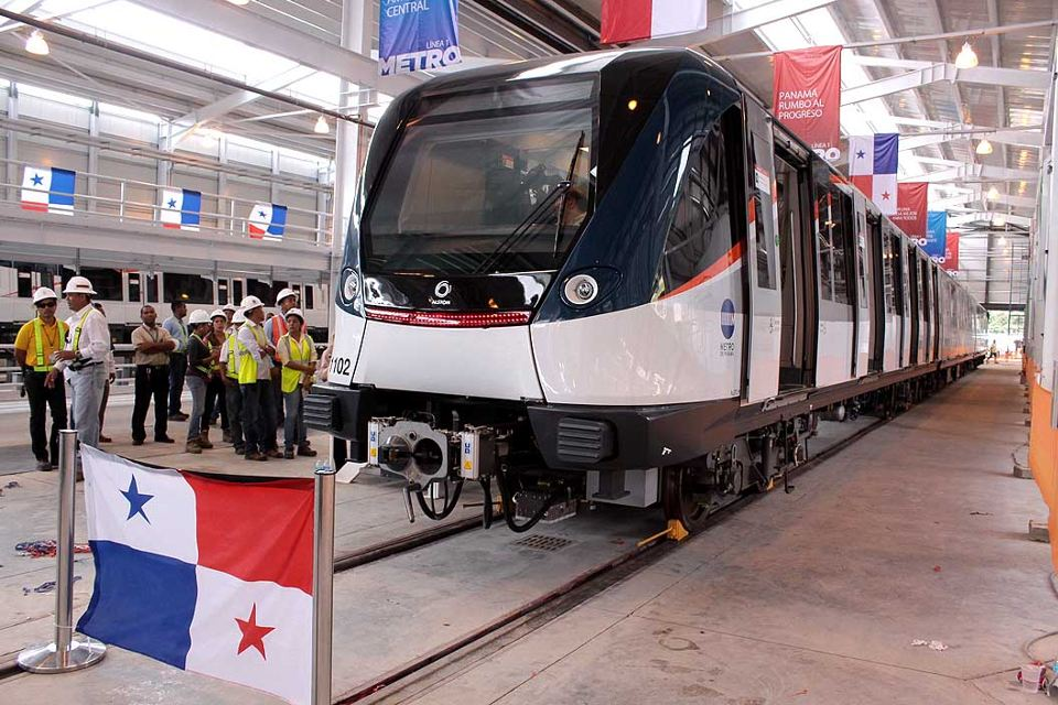San José could have a similar mass transportation system as in Panama.