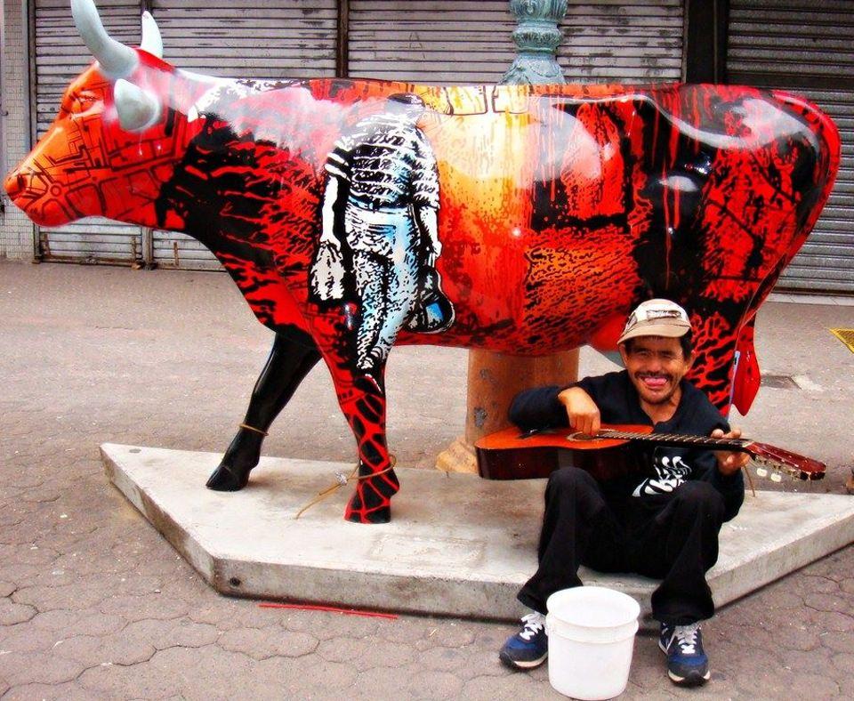 "Marito ""Mortadella"" Won Over People, Unintentionally Becoming A Cultural Icon of San José"