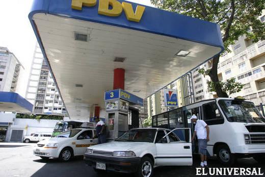 Pdvsa denies shortage of gasoline in Venezuela