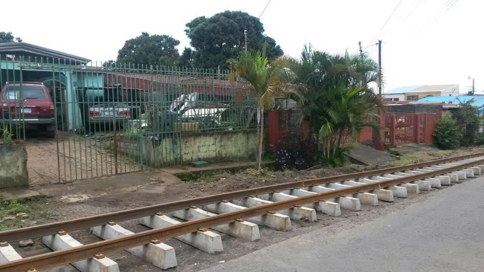 Railway Has The Right Of Way
