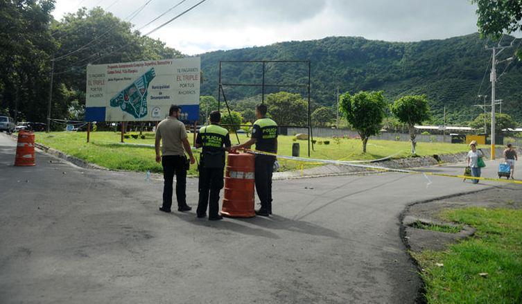 Olimpica -Porvenir, Desamparados. Photo: Gesline Anrango
