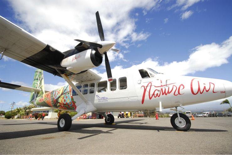 Nature Air Announces San Jose – Limon Daily Flights Starting Dec. 1