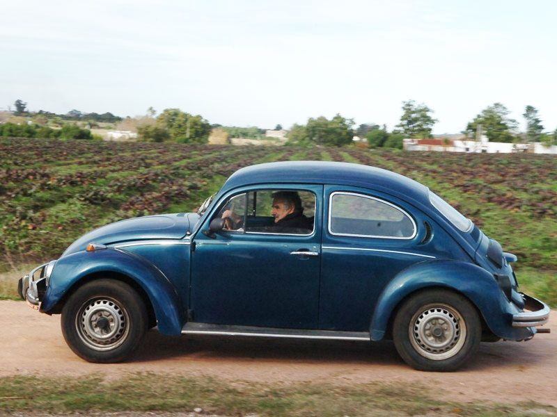 """Uruguay's """"Superstar"""" President Bows Out To Spend Time With His Beetle and Three-Legged Dog"""