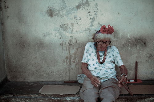 Like the rest of Latin America, Cuba is dealing with the aging of the population