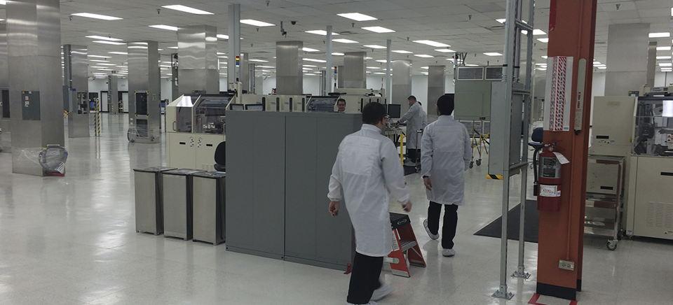 Intel Costa Rica. Archive photo.