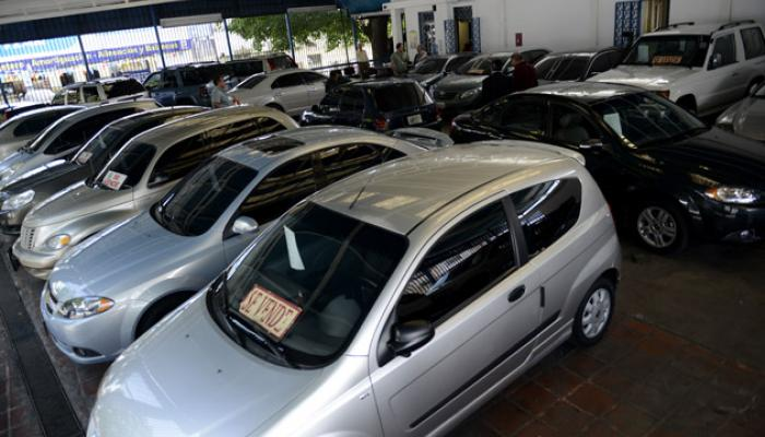 Used Vehicles Do Not Depreciate in Venezuela, shooting up 100 percent in value since January (Photo courtesy of: Noticias 24)