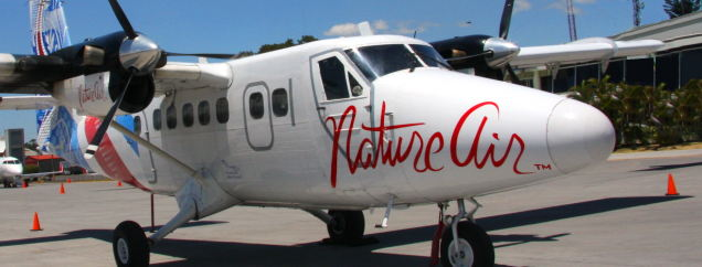 For short stays in the country or on a budget, flying is the way to go.
