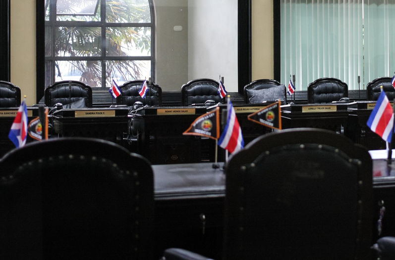 Costa Rica's legislators will be on vacation from December 19 to January 19