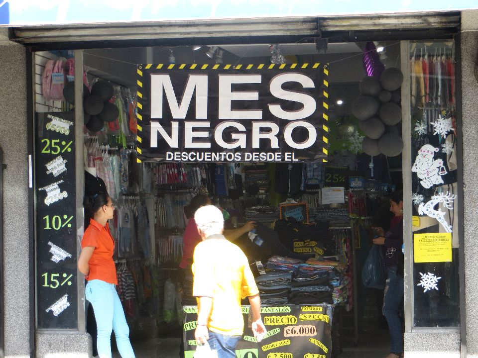 Mes Negro (Black Month) A Month is a Terrible Thing to Waste
