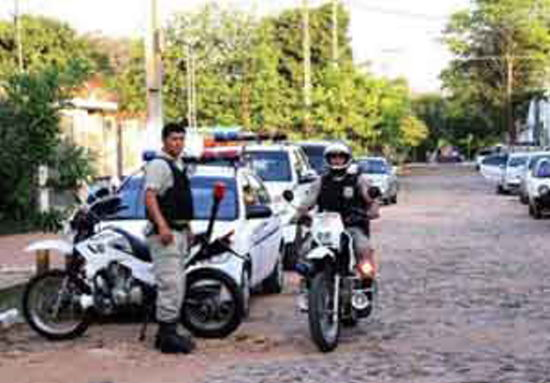 Paraguayan Police Run by Mafia, Says Journal