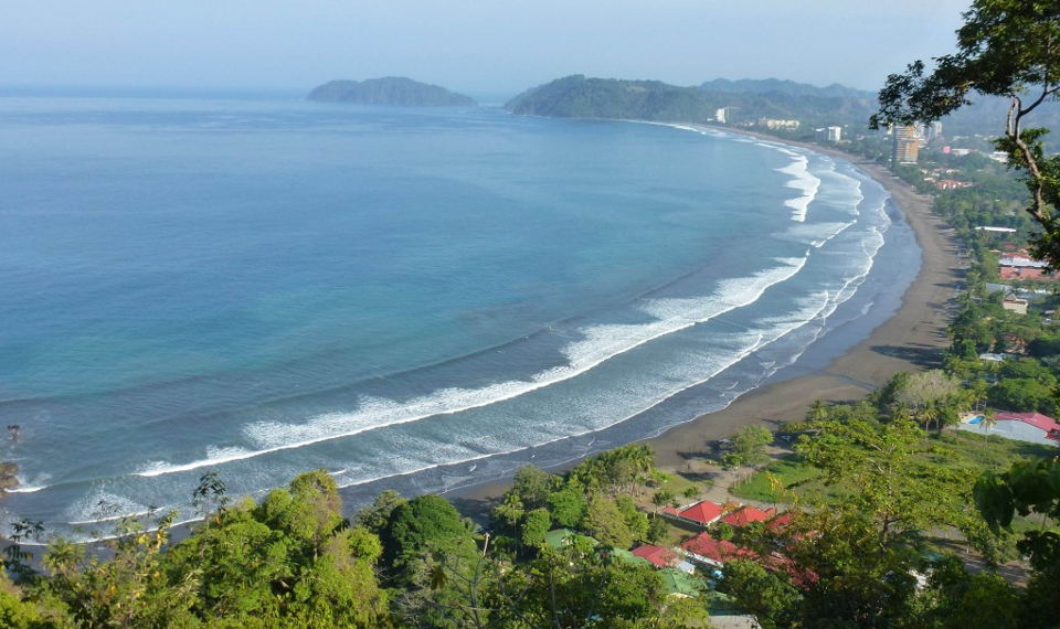 Playa Jaco, Central Pacific