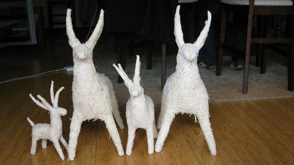 reindeer-brood