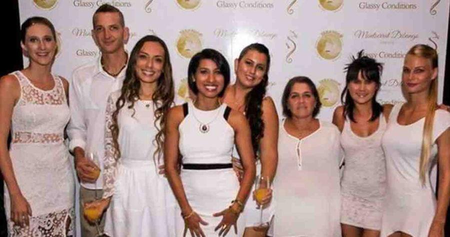 Samara Hosts Fashion Show and White Party to Benefit Children