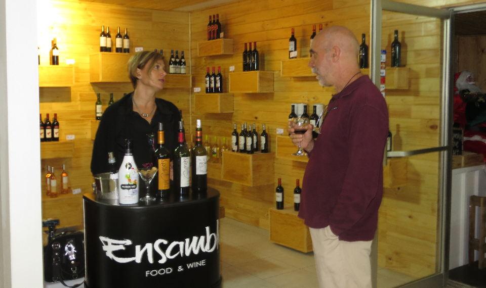 Downtown San José's First Wine Shop