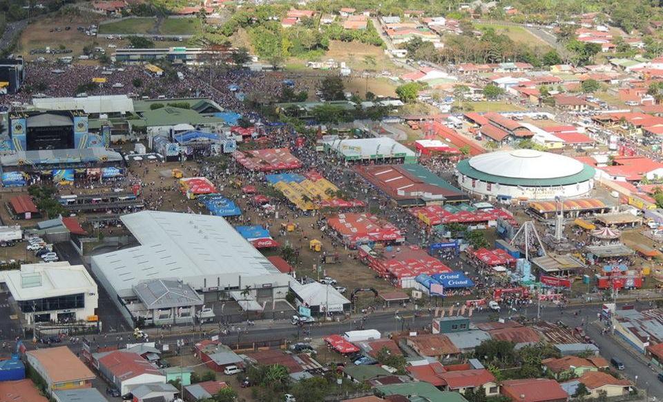 Palmares fairgrounds