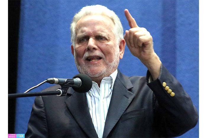 Rubén Ángel Berríos Martínez, advisor for international policies on decolonization