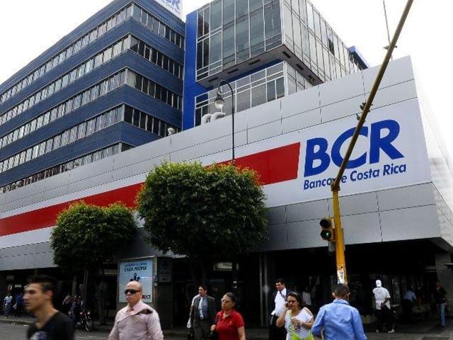 The  Banco de Costa Rica today (2014)