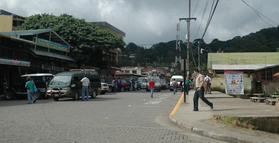 Monteverde centre