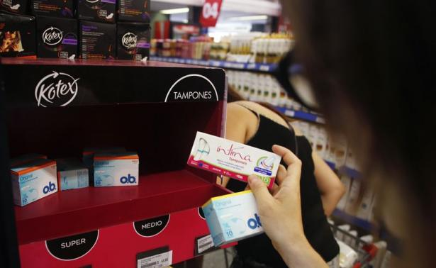 Argentina Struggles To Absord Tampon Demand