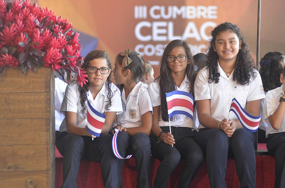 A Behind The Scenes Look Of The CELAC (Photos)