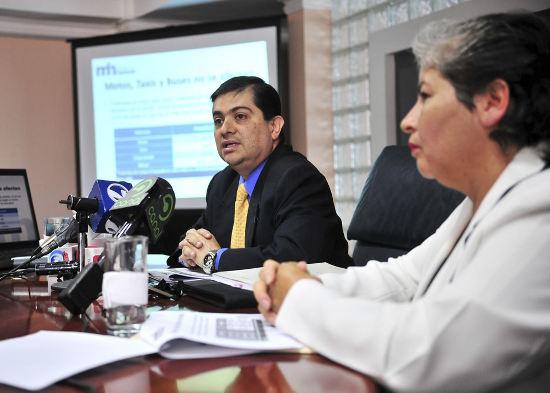 Carlos Vargas, director general of taxation. Photo: La Nacion