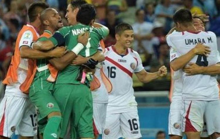 FIFA Ranks Costa Rica 13th In The World