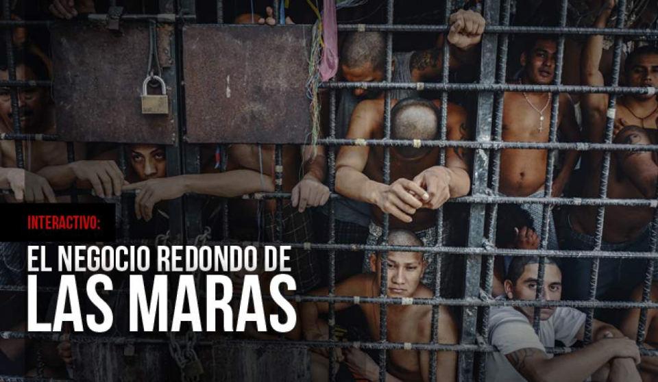 HONDURAS-LAS-MARAS