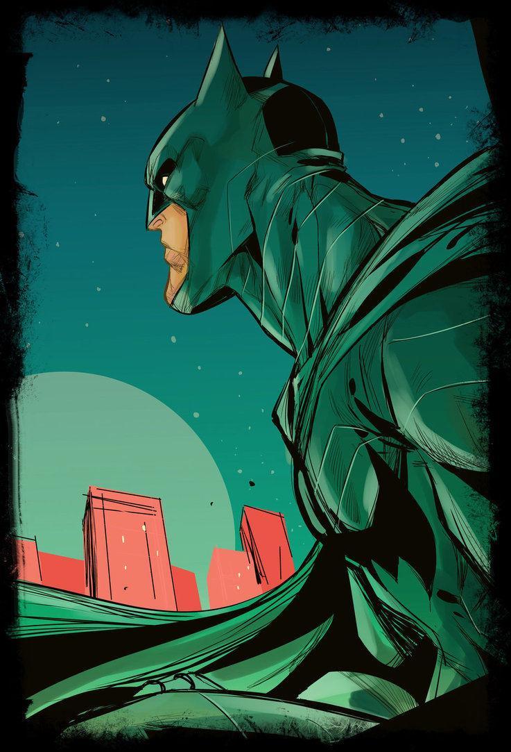 Batman by John Timms