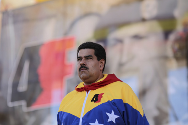 Venezuela President Slams U.S. Intelligence Report