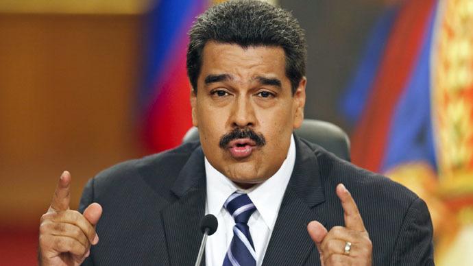 Venezuela President Maduro: Attempted Coup Has International Ties