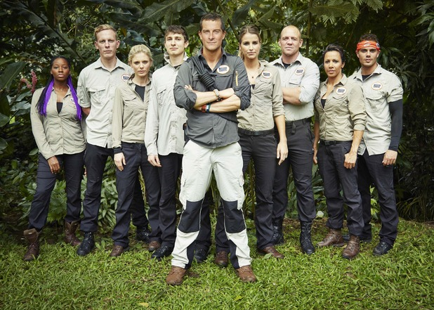 uktv-bear-grylls-celebrity-group-shot-with-bear