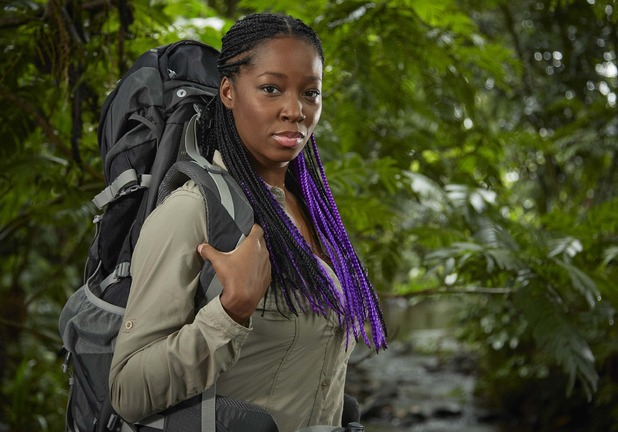 Bear Grylls' Mission Survive, Jamelia,