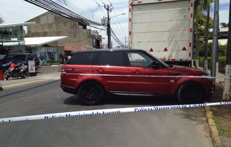 American Victim of Multiple Gunshots In Escazú