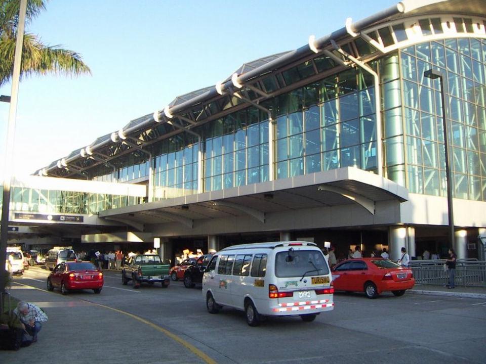 San Jose airport terminal. Archive photo