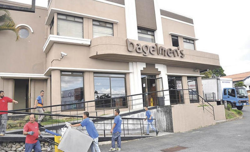 Bagelmens closed its doors on Costa Rica on January 24, after 12 years of operations.