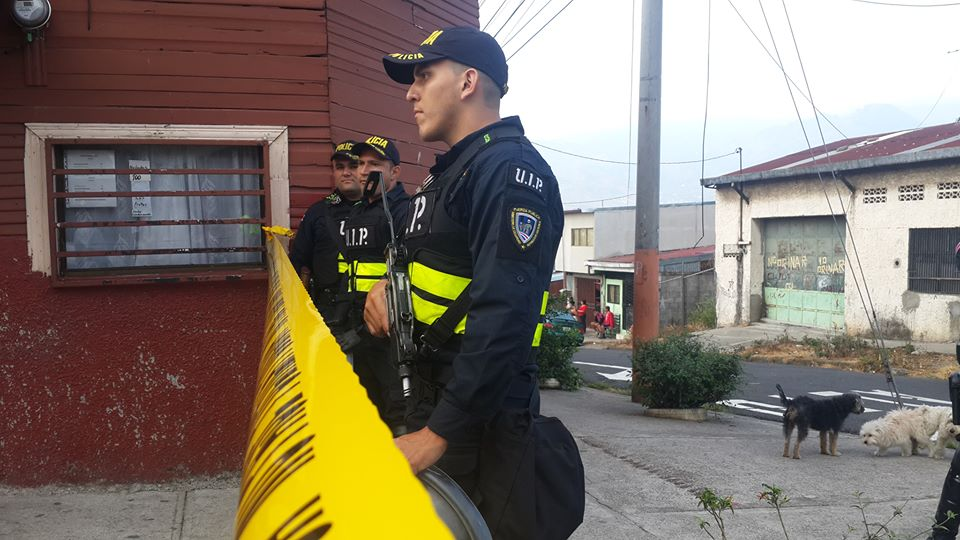 Costa Rica's Police Force in Action (Photos)
