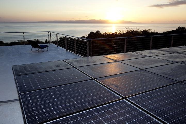 Alternative energy in Costa Rica. Photo  Dottarchitecture.com