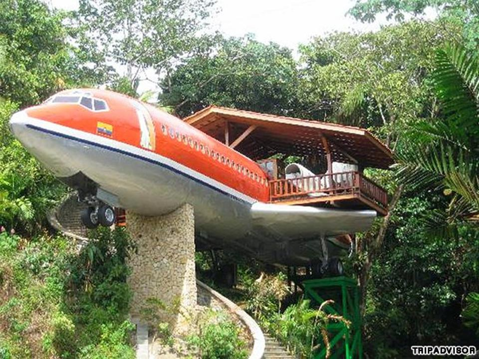 Costa Rica Hotel Among 12 In The World You Won't Believe Actually Exist