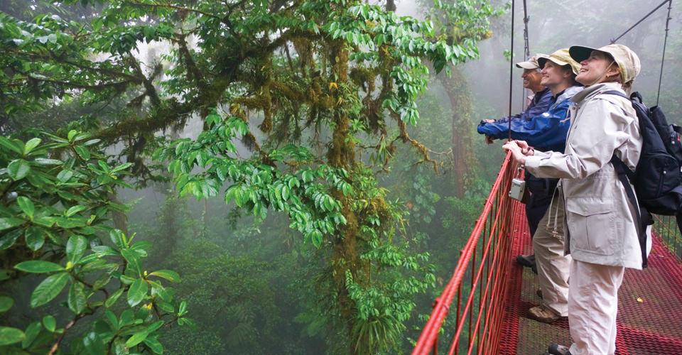 Monteverde Cloud Forest, Costa Rica via www.nathab.com