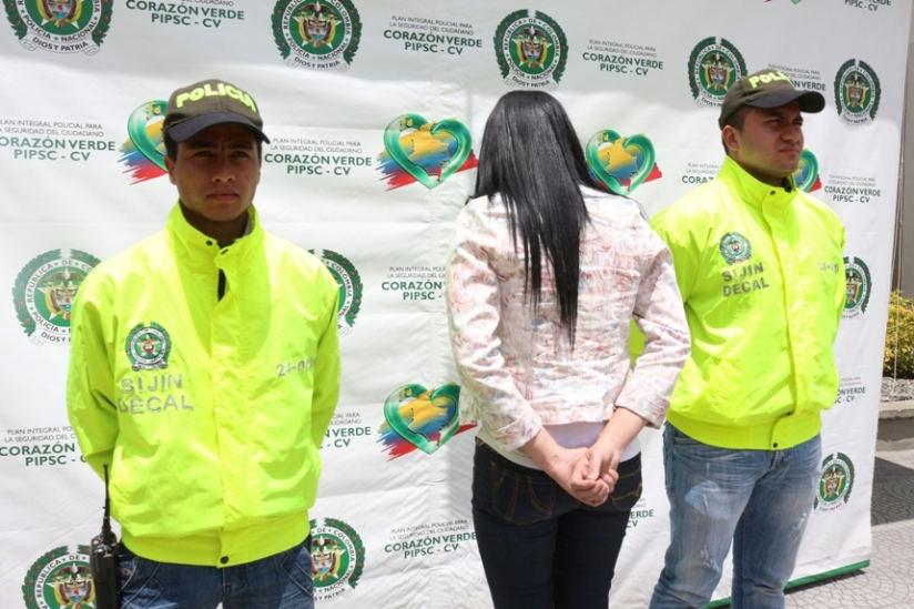 Woman Suspected Being Part of Dangerous Colombia Drug Cartel Captured in Costa Rica