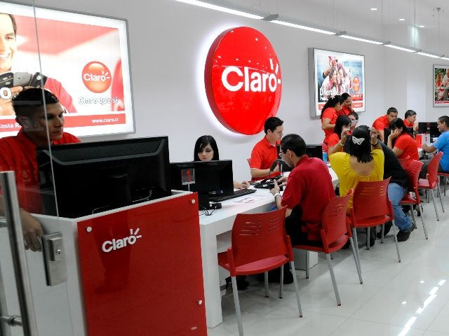 Claro Eliminates Roaming Charges in Central America