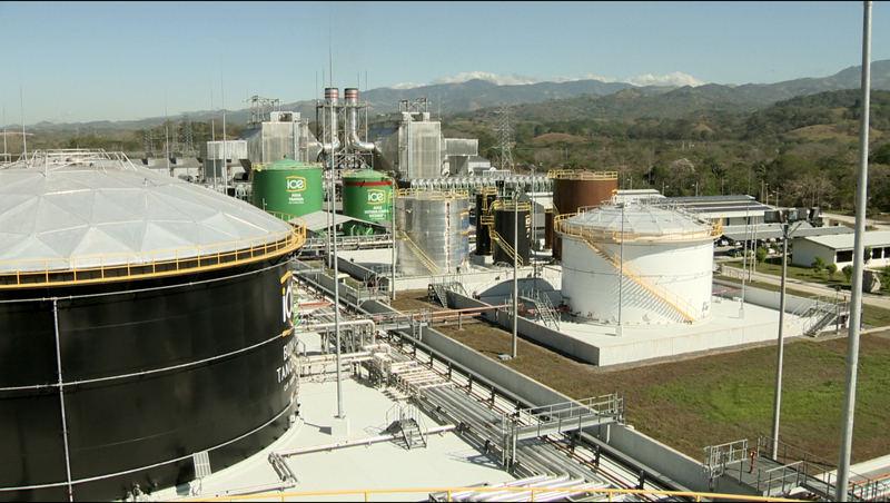 ICE-garabito-thermal-plant