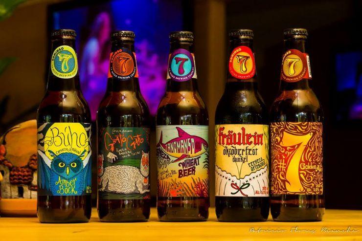 Domingo 7 Beers