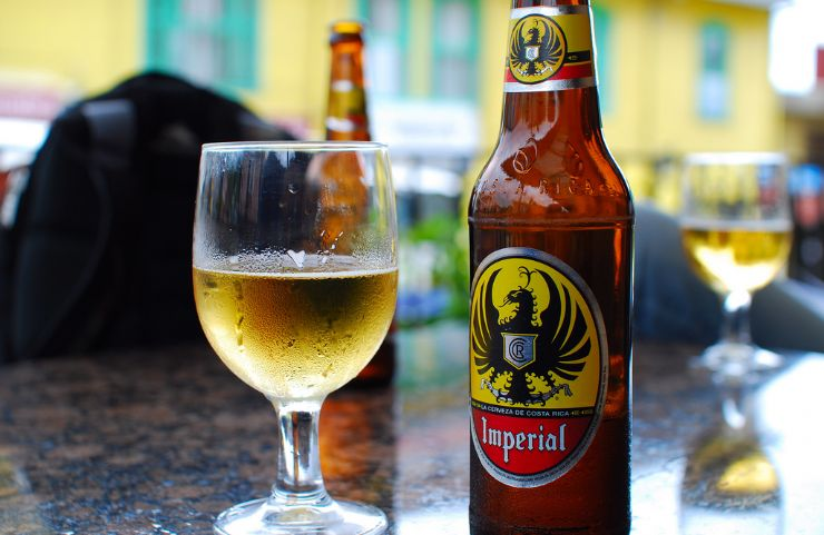 mperial, the most popular Costa Rica beerPhoto Credit : Aris Gionis