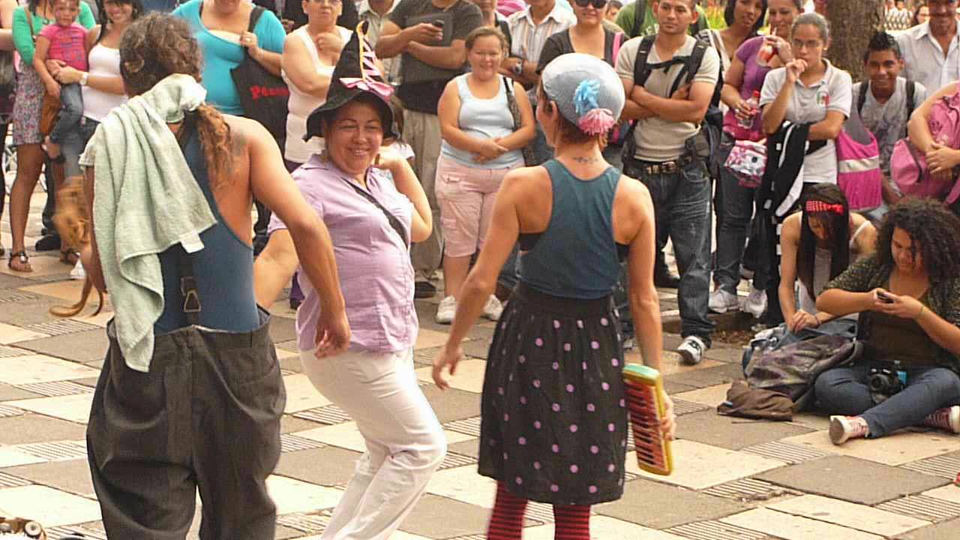 Constitutional Court overturns ban on spontaneous public events in dowtown San José