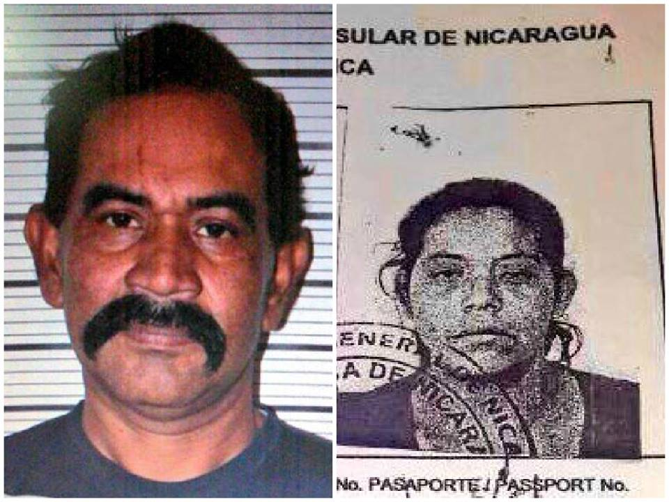 Ministerio de Seguridad Publica have published known photos of the girls parents in hope of locating them.
